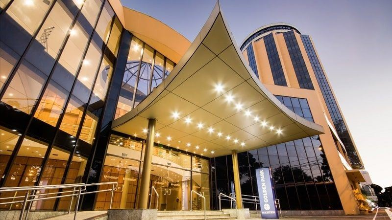 Hotel Golden Park Internacional a noite
