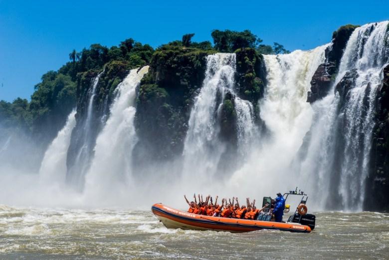 Passeio Macuco Safari em Foz do Iguaçu