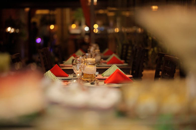 Restaurante Allegro no Vivaz Cataratas Dia dos Namorados
