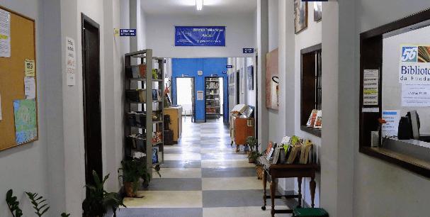 Conheça a Biblioteca Pública de Foz do Iguaçu