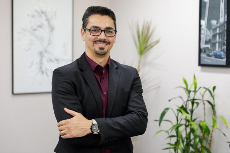 Fernando Cossa - diretor do HMCC