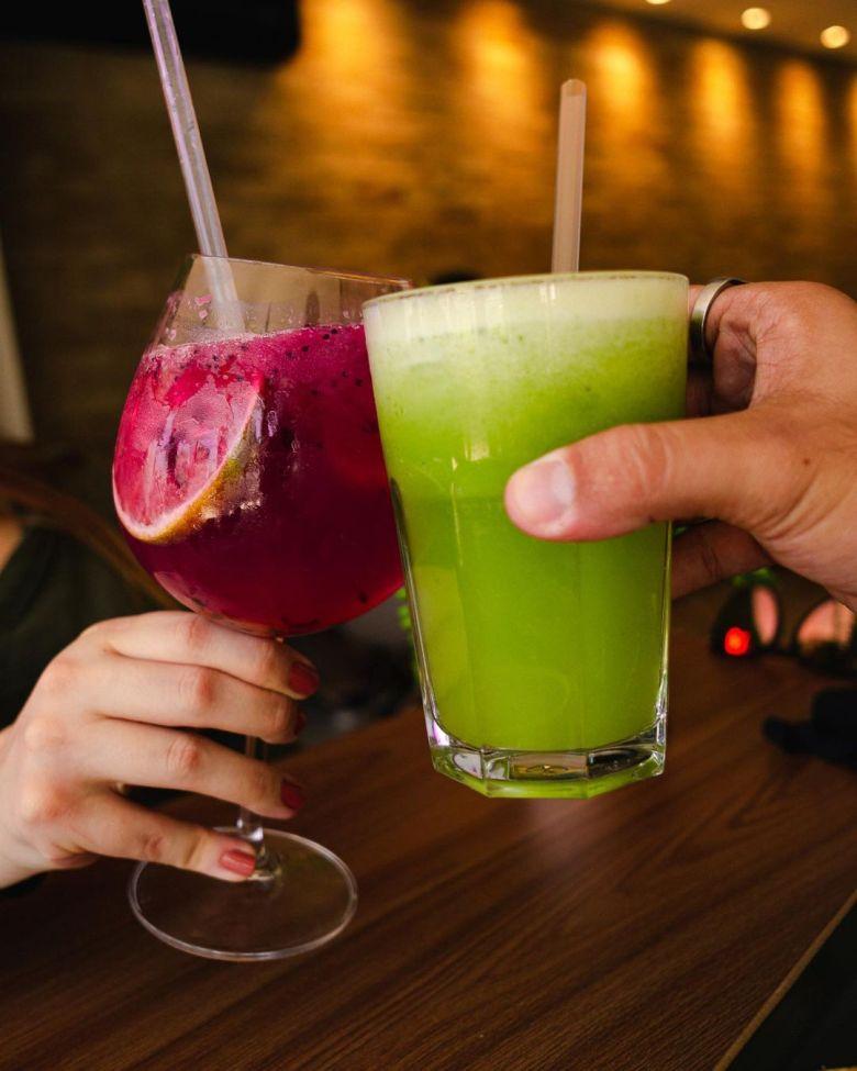 drink no naua foz