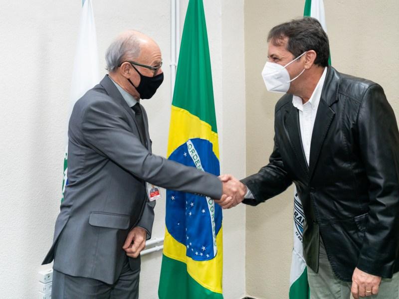 itaipu binacional foz visita do prefeito chico brasileiro