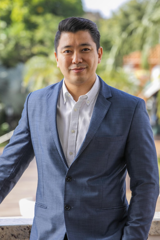 Kenji Takao - gerente Wish Foz