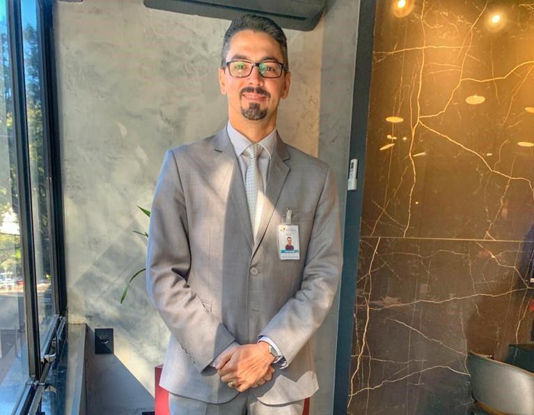 Diretor Superintendente HMCC Fernando Cossa
