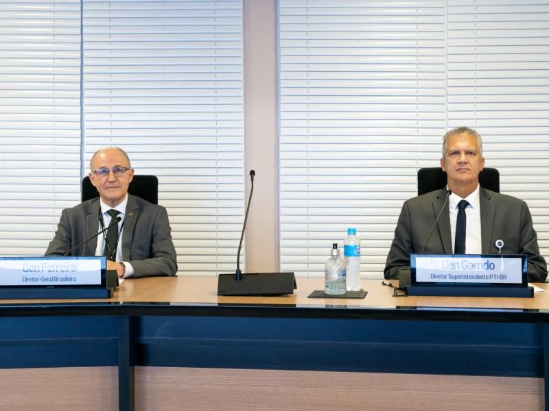 General João Ferreira e General Garrido