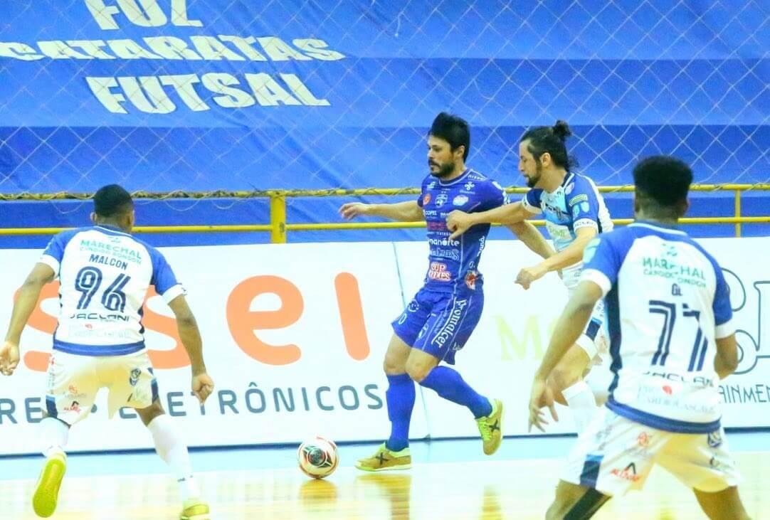 Foz Cataratas Poker Futsal