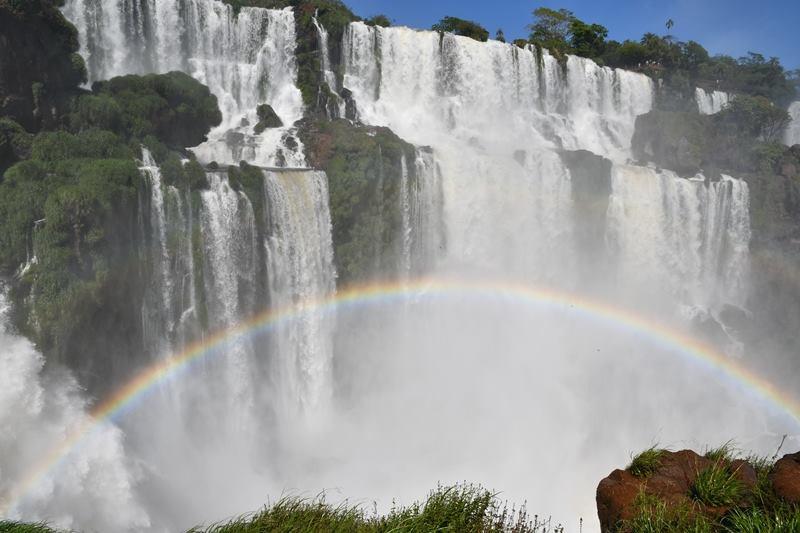 Cataratas do Iguazú