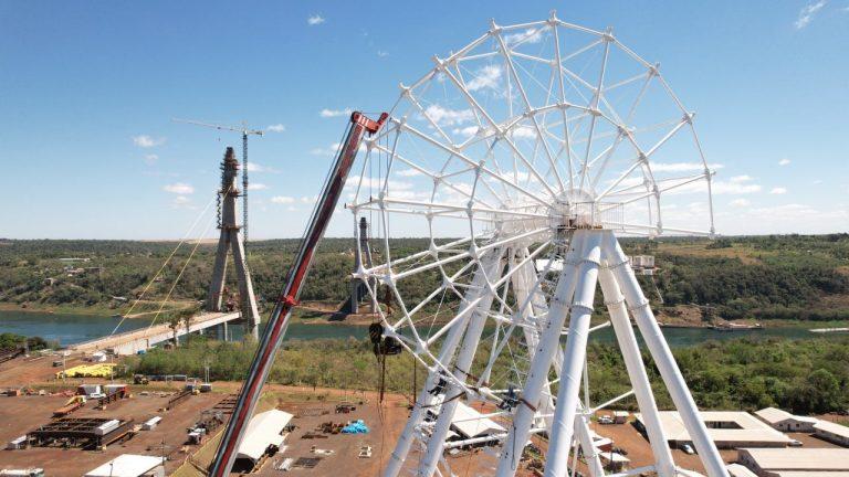Roda Gigante Foz do Iguaçu