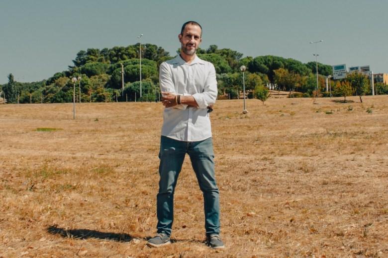 Rui Simão, chefe de divisão de Manutenção e Requalificação da Estrutura Verde da Câmara Municipal de Lisboa.