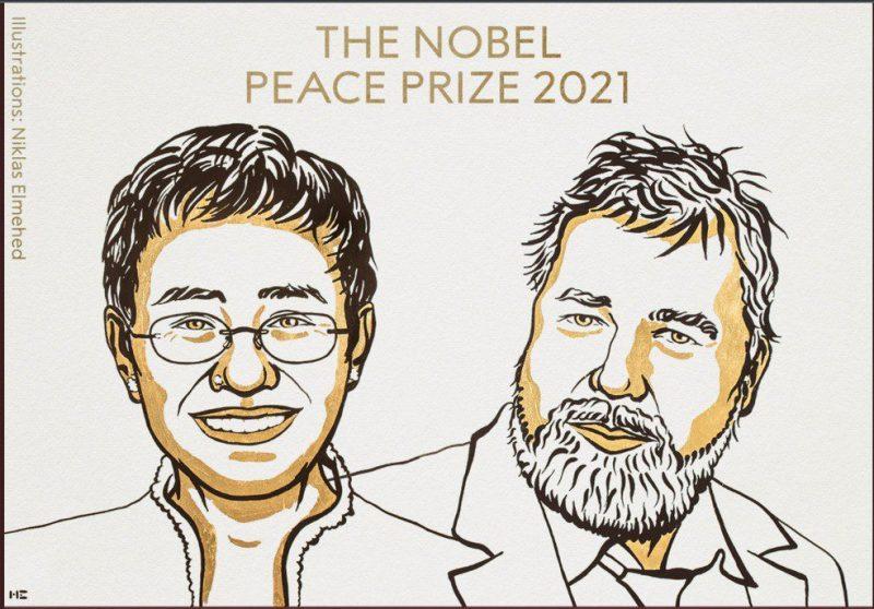 Prêmio Nobel da Paz 2021