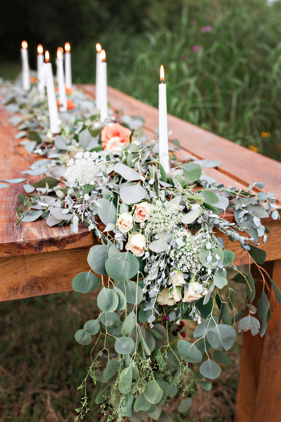 Indoor Fall Wedding Ideas