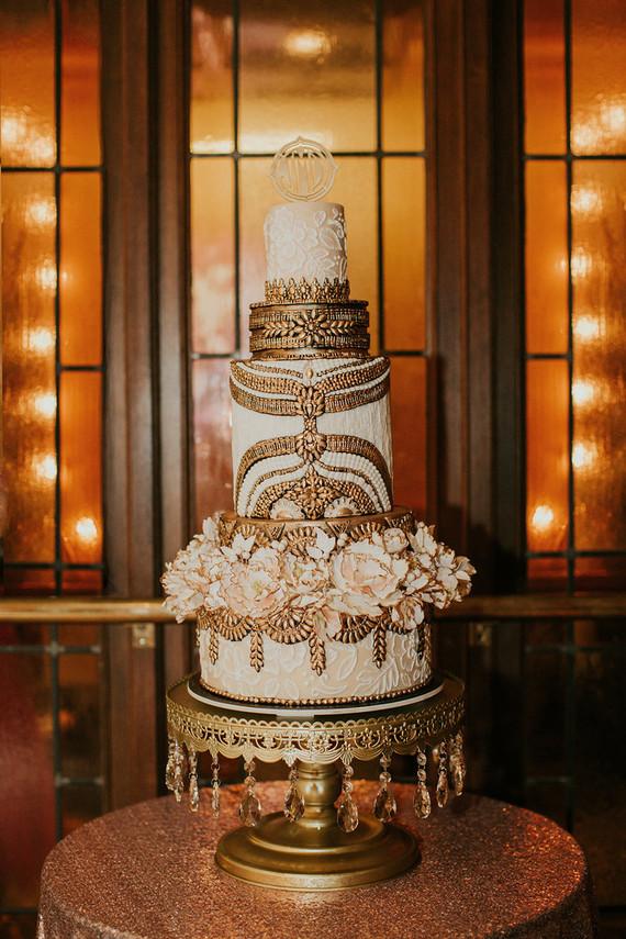 Art Deco Wedding Cake Wedding Amp Party Ideas 100 Layer Cake