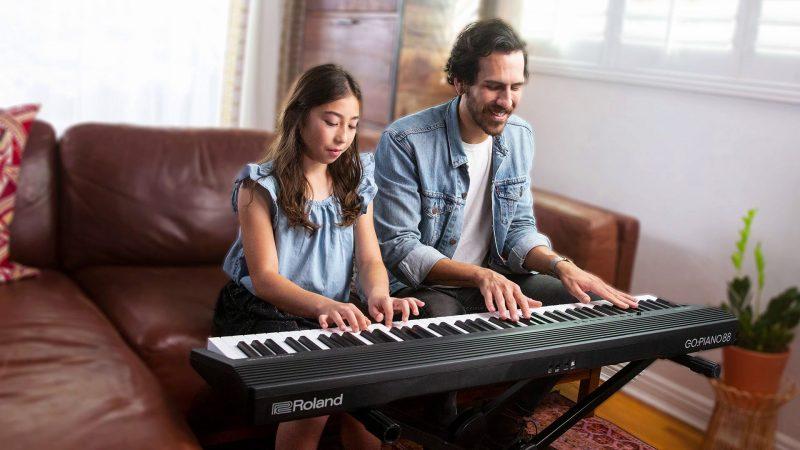 Los 7 mejores teclados portátiles para empezar – Mejor Calidad / Precio