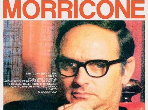 Ennio Morricone : エンニオ・モリコーネ