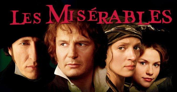 レ・ミゼラブル  Les Miserables (1998)