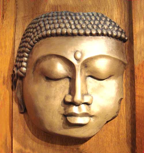 bronze-buddha-mask
