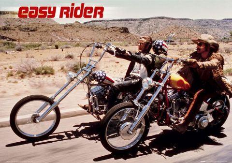 Easy Rider / イージー・ライダー (1969)