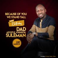Download Music: Omega Stars World Wide - Happy Birthday Apst. Suleman