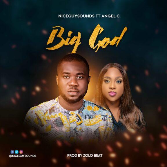 Music: Niceguysounds Ft. Angel C. - Big God | 100percentgospel