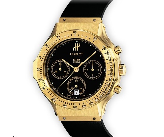 hublot-classic-chronograph-watch
