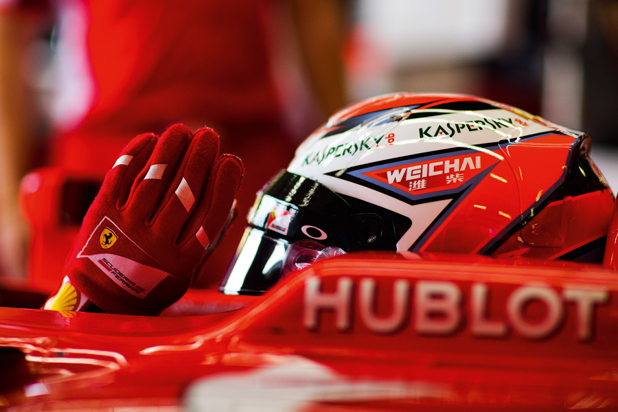 Silverstone, UK. 4 July 2015 Photo: Lorenzo Bellanca/Ferrari. ref: _55K7612