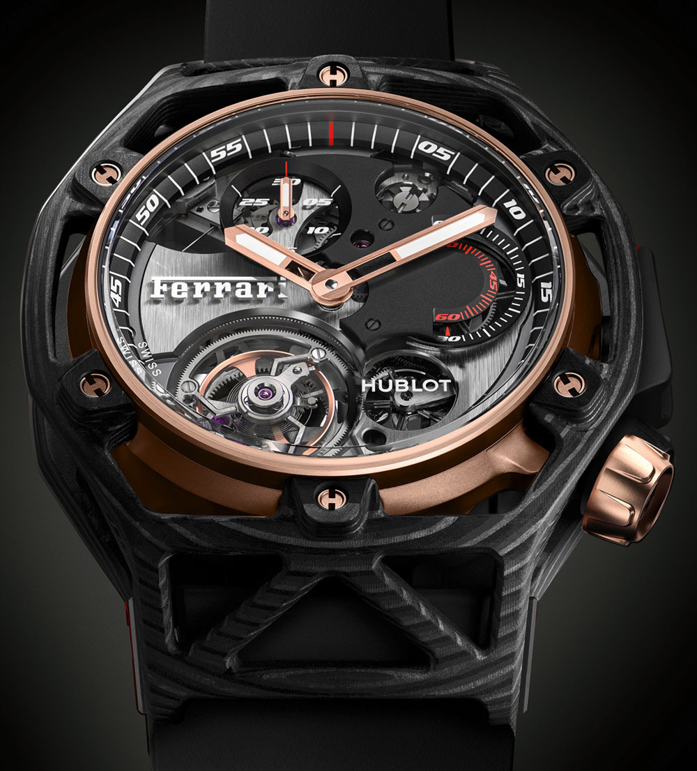 Hublot-Techframe-Ferrari-70-Years-Tourbillon-Chronograph-1