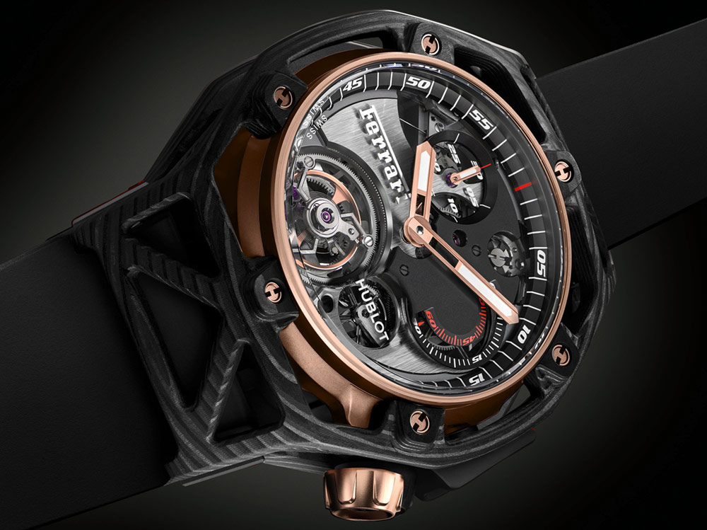 Hublot-Techframe-Ferrari-70-Years-Tourbillon-Chronograph-8
