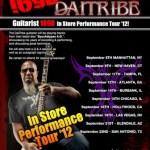 Tristan '1690' Grigsby of DaiTribe To Kick Off In Store Performance Tour This Saturday!