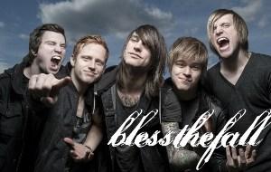 blessthefall announces North American headline tour!