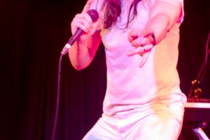 ANDREW WK Solo, Perth 17 May 2012