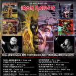 Hardline Media is proud to announce Paul Dianno and Blaze Bayley – Legendary ex-vocalists of Iron Maiden