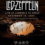 Led Zeppelin To Release O2 Movie Celebration Day