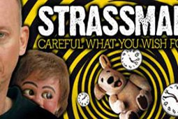 Comedy: David Strassman – Careful What You Wish For, live in Perth 15th June 2012