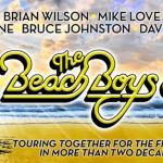 BEACH BOYS – Live – Burswood Dome, Perth, Western Australia 6 Sep 2012