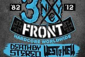 WEST OF HELL to Join AGNOSTIC FRONT and DEATH BY STEREO on Canadian Tour this October