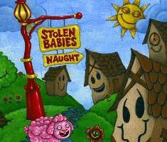 STOLEN BABIES and Shockya.com Streaming New Album 'Naught' in Full Now!