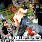 Canadian sleaze rockers REVERSE GRIP play Perth's Rocket Room October 5th