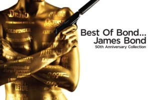 JAMES BOND 50TH ANNIVERSARY CELEBRATED WITH 'BEST OF BOND… JAMES BOND' NEW COLLECTIONS OF ICONIC FILMS' ACCLAIMED MUSIC – TO BE RELEASED OCTOBER 5