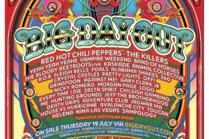 The Big Day Out bites back
