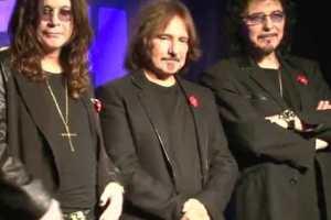 BLACK SABBATH announce Australian tour for April/May 2013