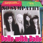 Live & studio tracks feature on NO SYMPATHY's debut for FnA Records