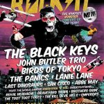 ROCK IT FESTIVAL PLAYING TIMES ANNOUNCED