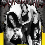 SPiT LiKE THiS tour dates, merch and Vikki Spit has a new Marshall endorsement!