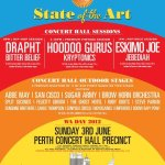 Live – State of the Art, A Celebration of Western Australian Music, Perth WA, 3 June 2012