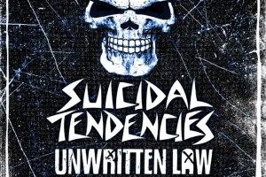 KILLROCKSTAR ANNOUNCE SUICIDAL TENDENCIES, UNWRITTEN LAW & THE DUDESONS AUSTRALIAN TOUR 2012!
