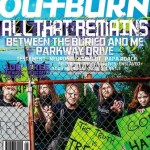 All That Remains Featured As Cover Story Of New Issue Of Outburn Magazine; New Album Out 11/6