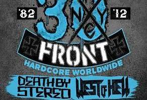 WEST OF HELL: Revolver Magazine Unveils New Live Performance Video — Canadian Tour with AGNOSTIC FRONT and DEATH BY STEREO Kicks Off Tomorrow
