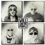 WILL AND THE PEOPLE – RELEASE FRIENDS ALBUM 12TH OCTOBER