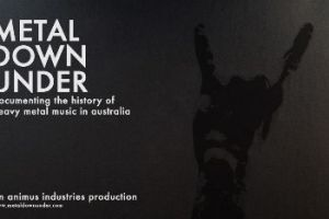"""Metal Down Under"": documenting the history of heavy metal music in Australia !"